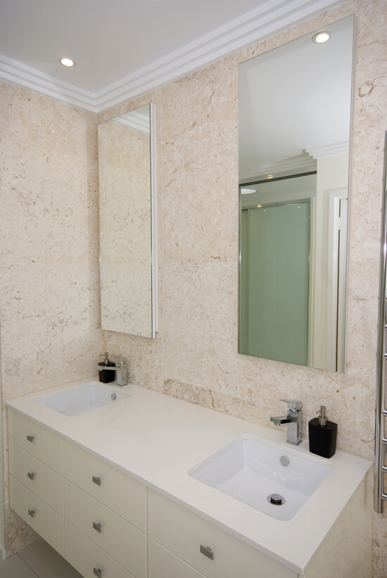 Large small bathroom ideas brisbane bathroom company for Small bathroom renovations brisbane