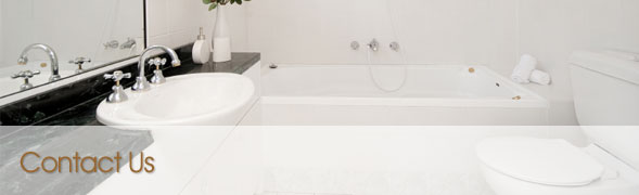 Brisbane Bath Company contact us page